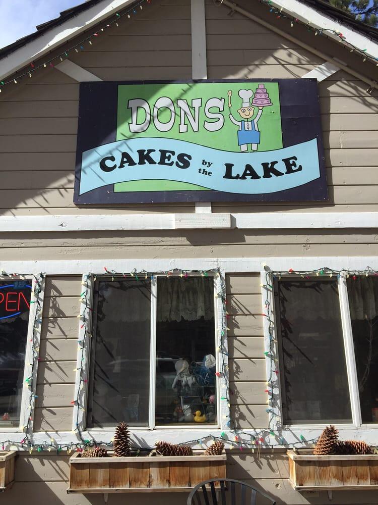 Flour Girl Wedding Cakes South Lake Tahoe Ca