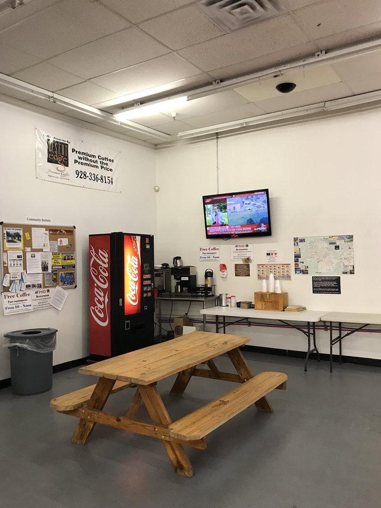 Yuma Indoor Marketplace: 2800 S Pacific Ave, Yuma, AZ