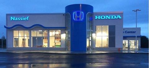 Nassief Honda: 2920 Gh Dr, Austinburg, OH