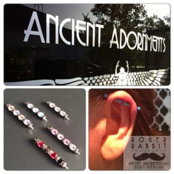 Photo Of Ancient Adornments Body Piercing Los Angeles Ca United States