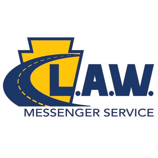 LAW Messenger Service: 123 Sunset Ave, Harrisburg, PA