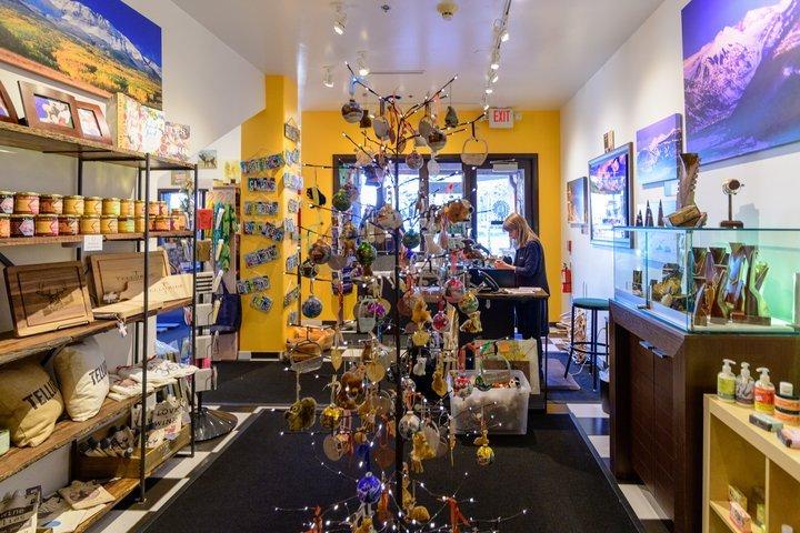 Telluride Naturals: 565 Mountain Village Blvd, Telluride, CO