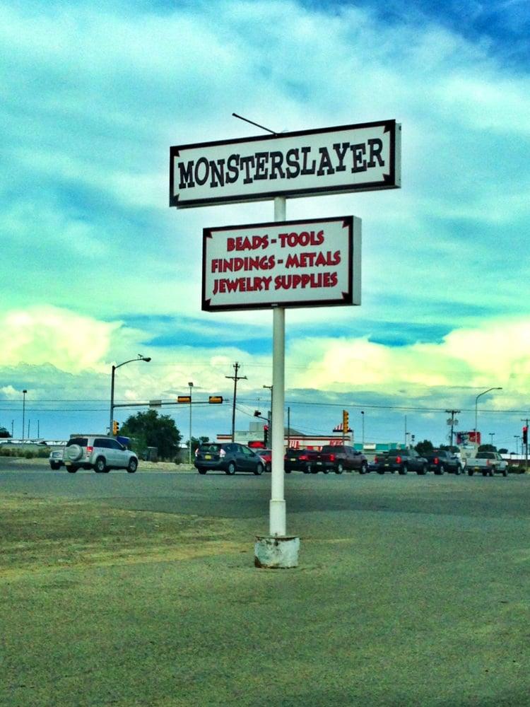 Monsterslayer: 4163 US Hwy 64, Kirtland, NM