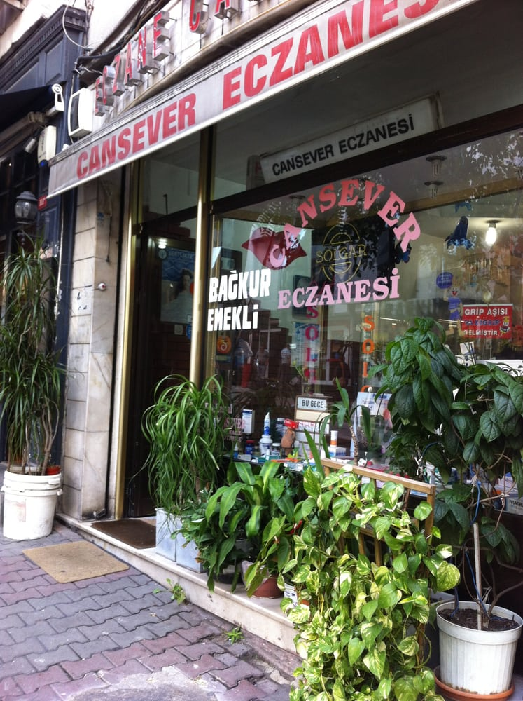 Cansever Eczanesi: Firuzağa Mah., Istanbul, 34