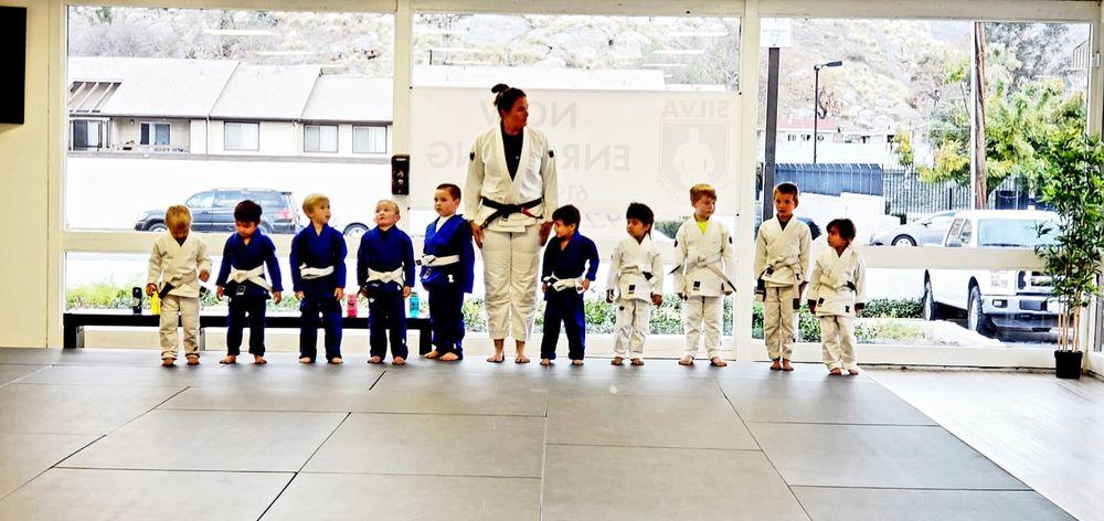 Silva Jiu-Jitsu Academy: 1043 Broadway, El Cajon, CA