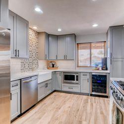 Delicieux Photo Of Ju0026K Cabinetry   Phoenix, AZ, United States. Recent Dealer Kitchen  Remodel
