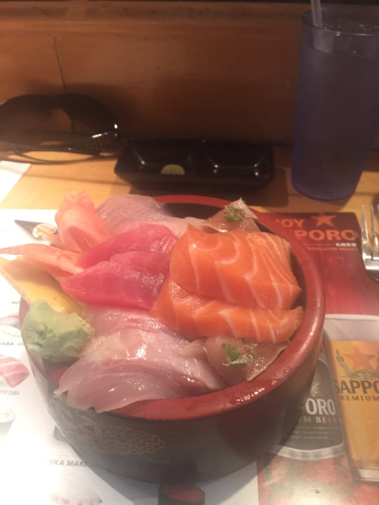 Their Chirashi Is To Die For Yelp