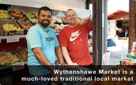 Wythenshawe Market