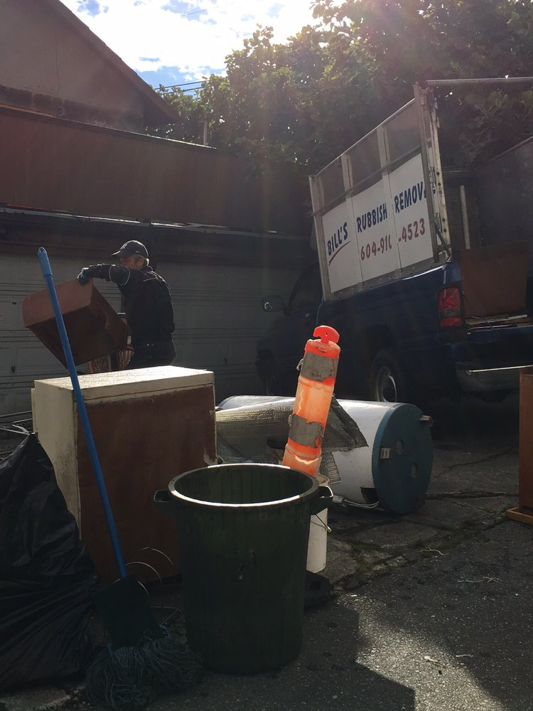 Bill S Rubbish Removal 22 Reviews Junk Hauling Vancouver Bc Phone Number Yelp