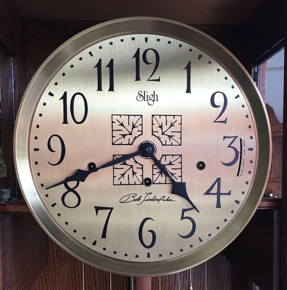 McGuire's Clocks
