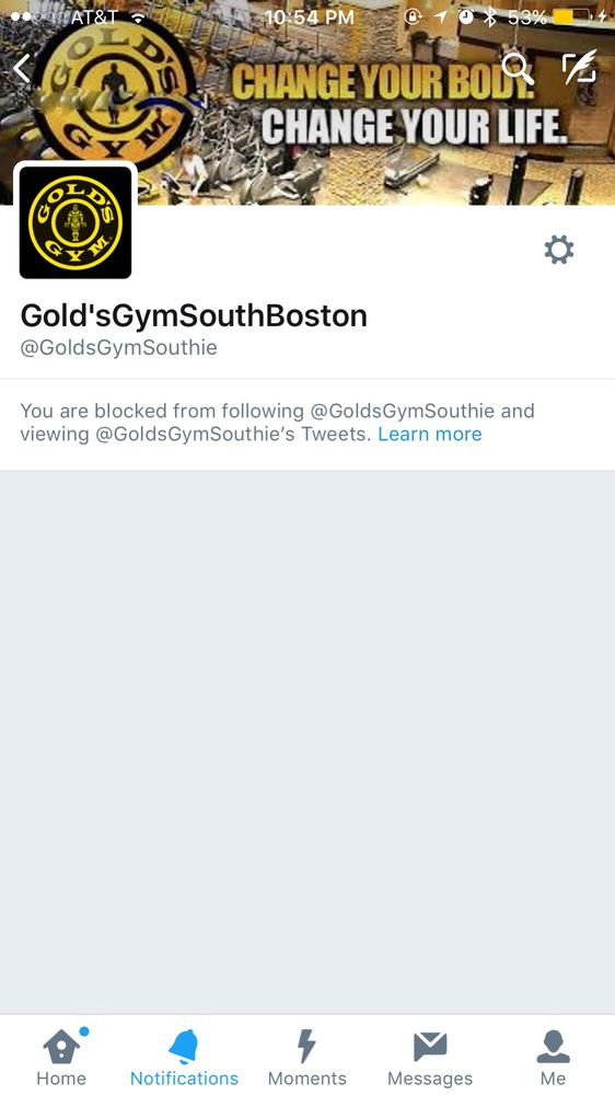 golds gym customer service