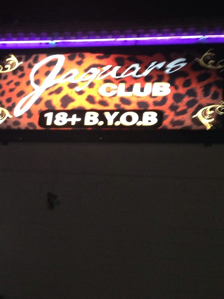 Jaguars Club: 11377 Gateway Blvd West, El Paso, TX