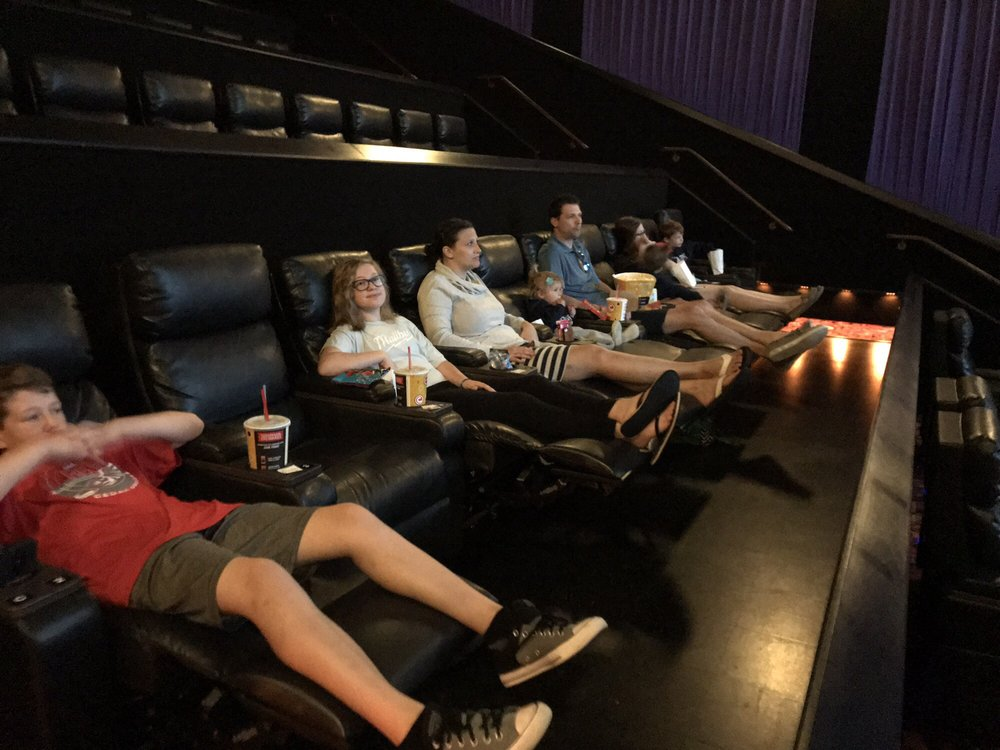 Social Spots from Cinemark Tinseltown USA