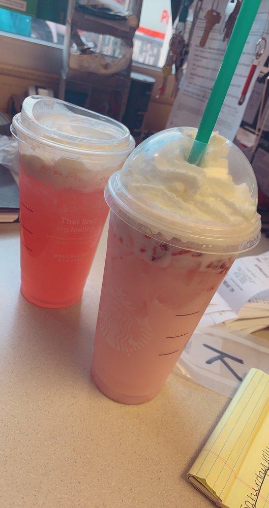 Starbucks: 208 Mary Grubbs Hwy, Walton, KY