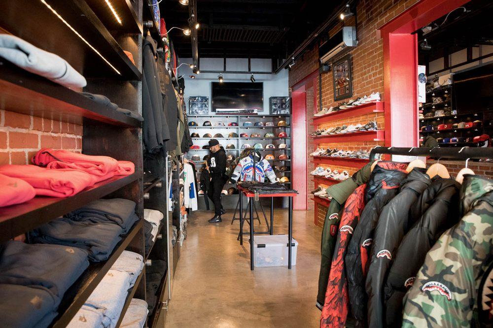 Sneaker Bar: 762 E 149th St, Bronx, NY