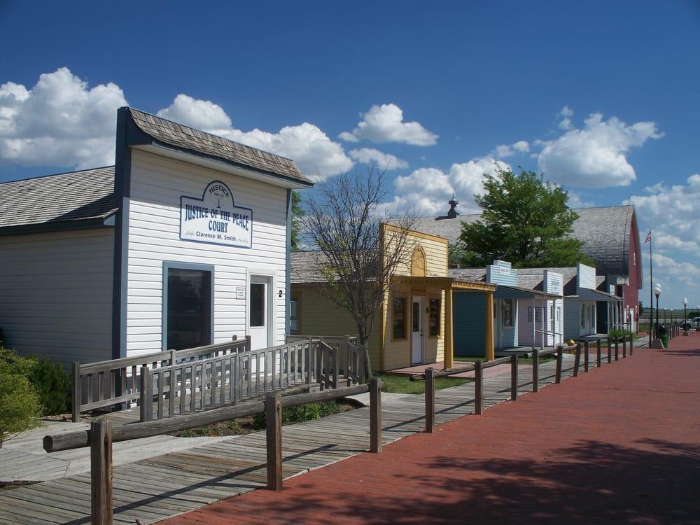 Old Town Museum: 420 S 14th St, Burlington, CO