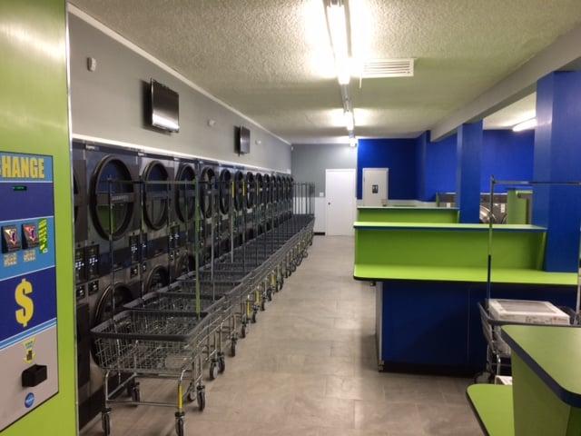 Ecospin Laundromat