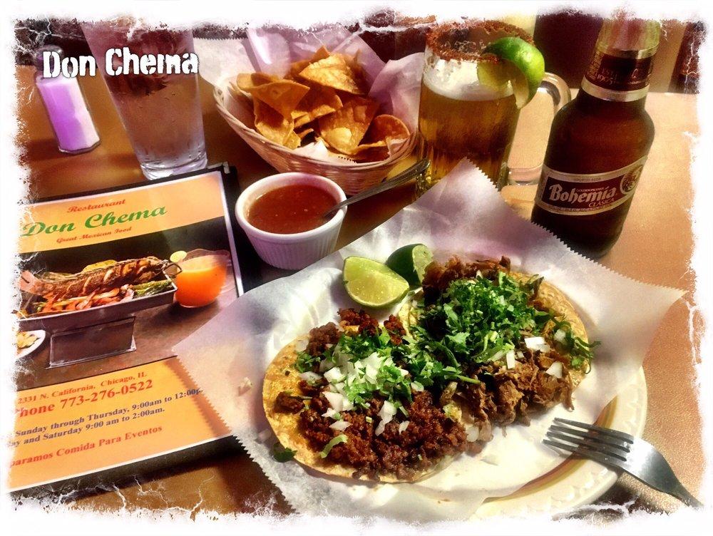 Don Chema Restaurant Chicago Il