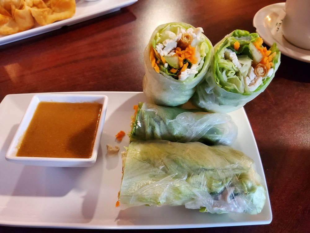 Thai Cafe: 808 S Mount Olive St, Siloam Springs, AR