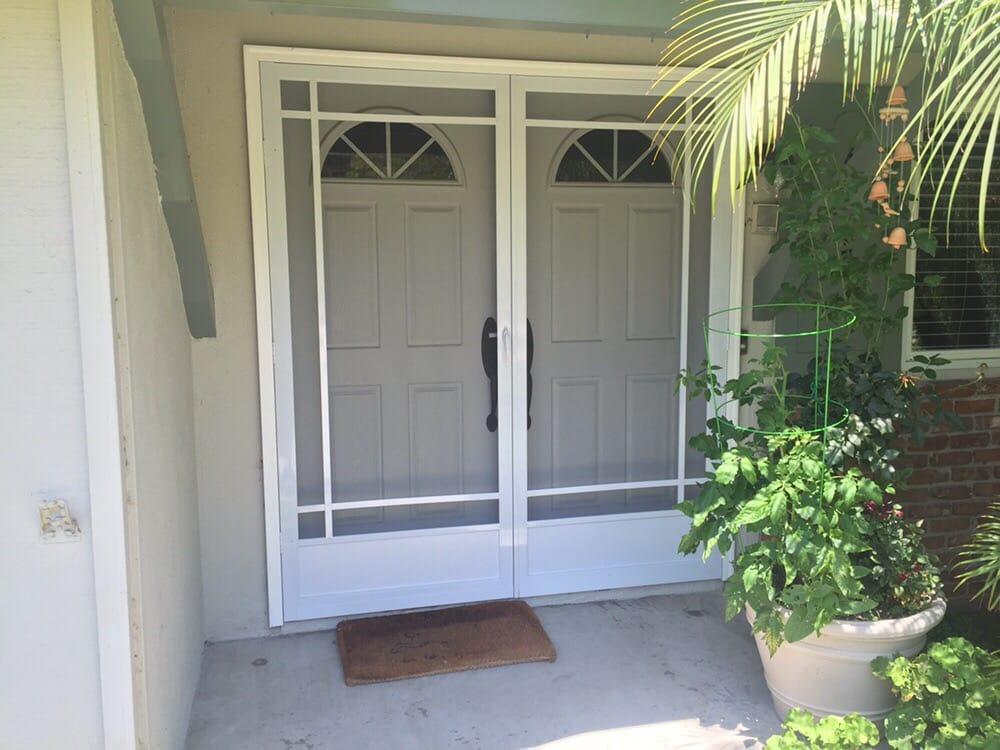Custom Prairie Model Screen Doors In Cypress Ca Yelp