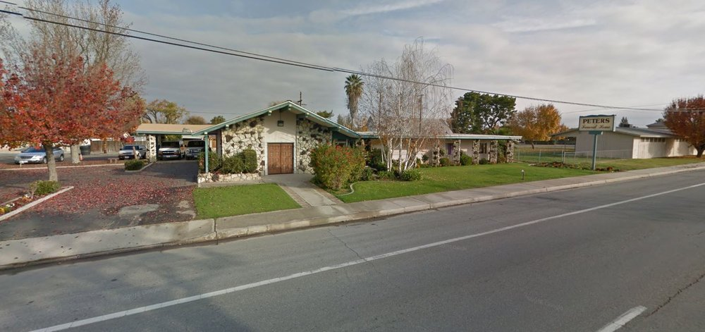 Peters Funeral Home: 844 E Lerdo Hwy, Shafter, CA