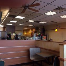 Photo Of Subway Nashville Tn United States Inside Seating Area
