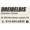Dreibelbis Selection Center: 908 Pike St, Lemont, PA