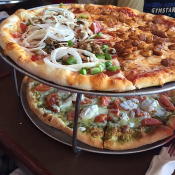 Photo Of Italian Touch Middletown Va United States Half And Pizzas