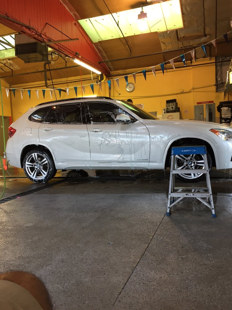 The Perfect Car Wash Detailing Chicago Il