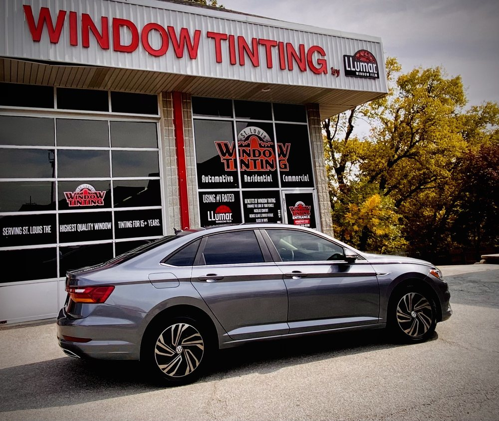 St. Louis window tinting: 8730 Watson Rd, Crestwood, MO
