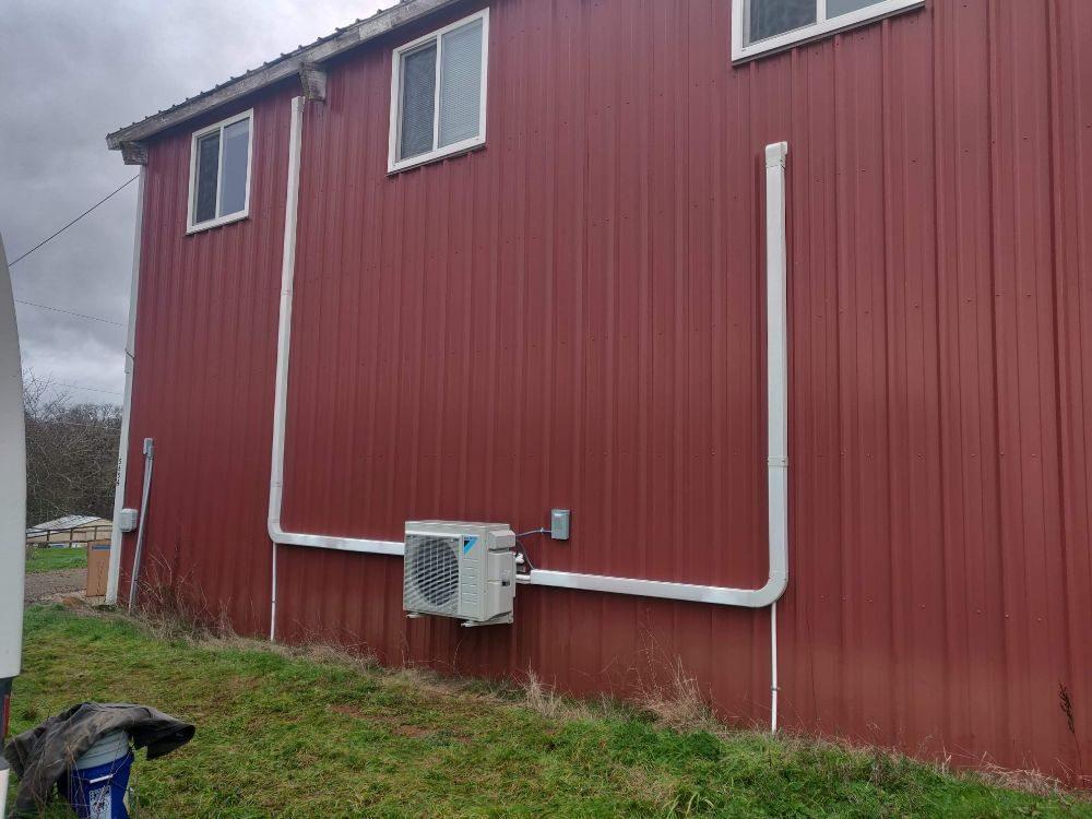 Woodward Heating: 552 Main St, Aumsville, OR
