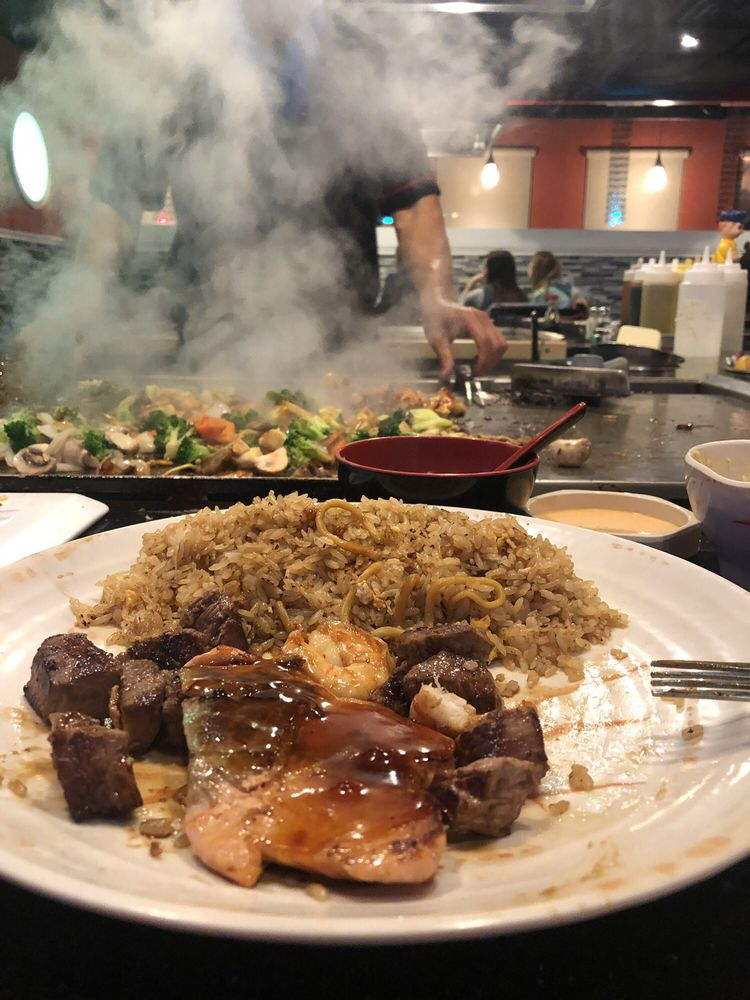 Wokano Japanese Steakhouse: 2284 W 4th St, Mansfield, OH