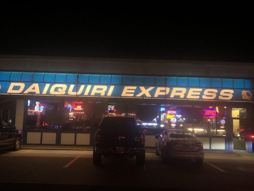 Social Spots from Daiquiri Express