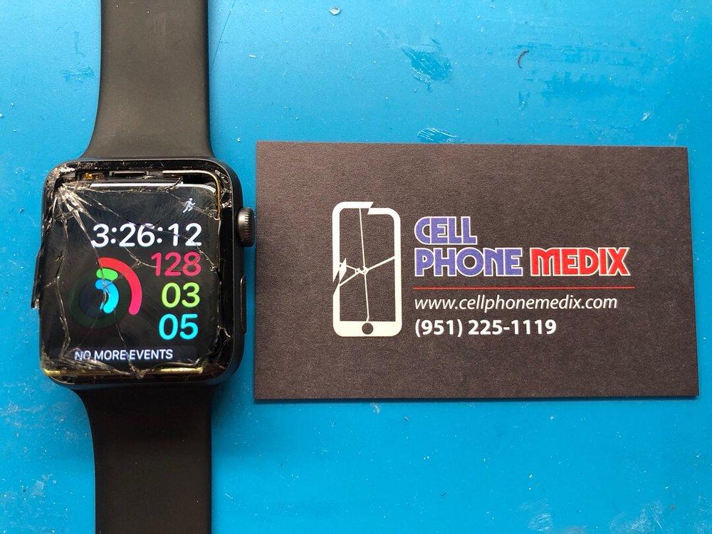 Apple Watch Series 2 42mm Screen Repair At Cell Phone Medix We Ve