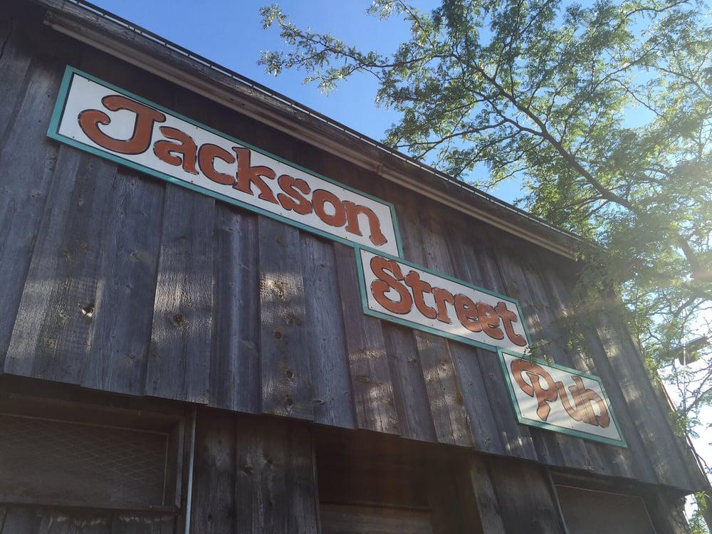 Jackson Street Pub: 835 W Jackson St, Macomb, IL