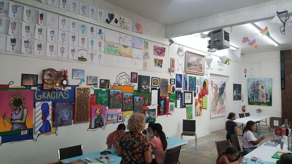Littlewood Fine Art and Community Co-Op: 1480 S 2nd Ave, Yuma, AZ