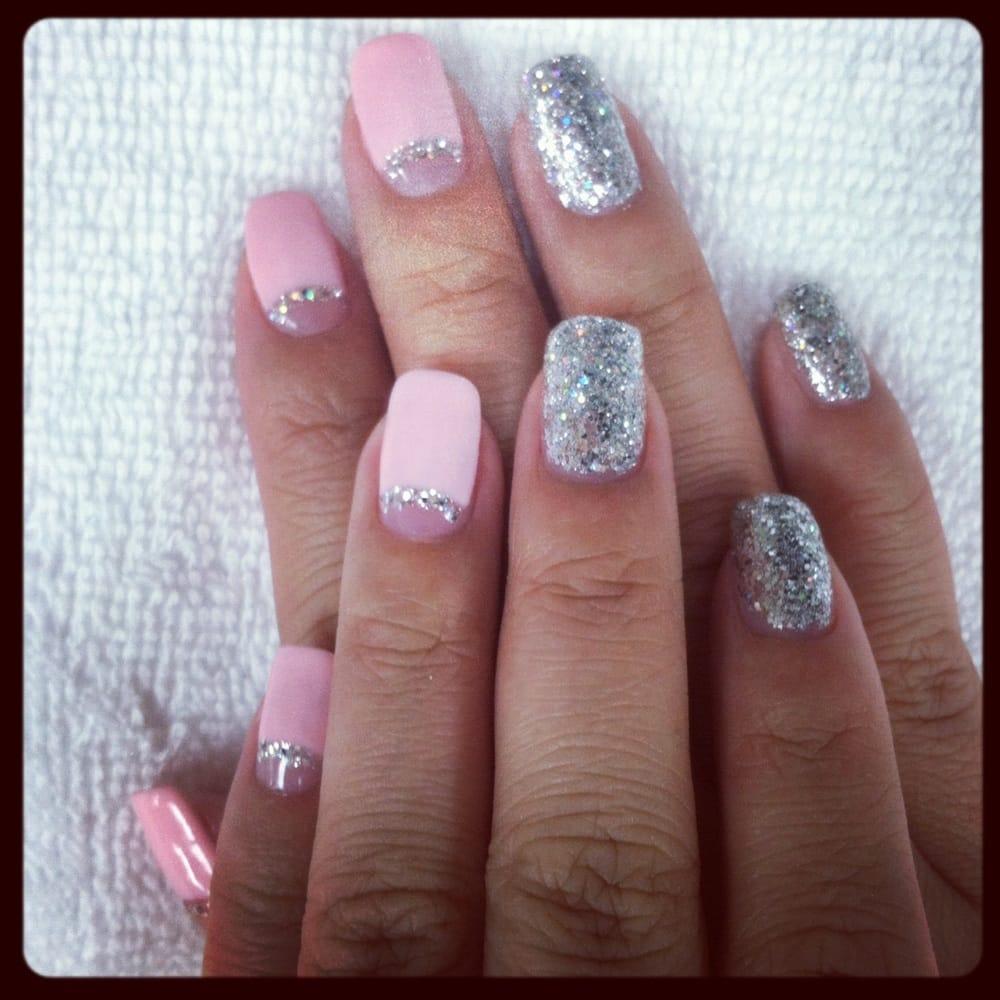 Adorable Princess Nail Salon: Oops I Meant Pretty Princess Nails.
