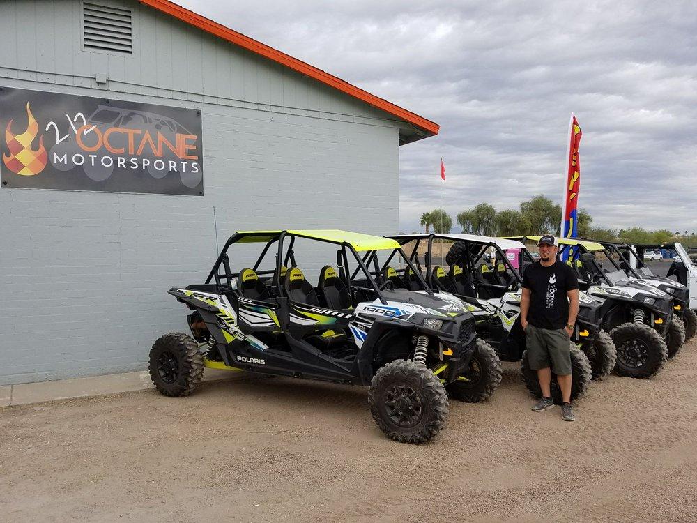 212 Octane Motor Sports: 32 N 114th St, Apache Junction, AZ