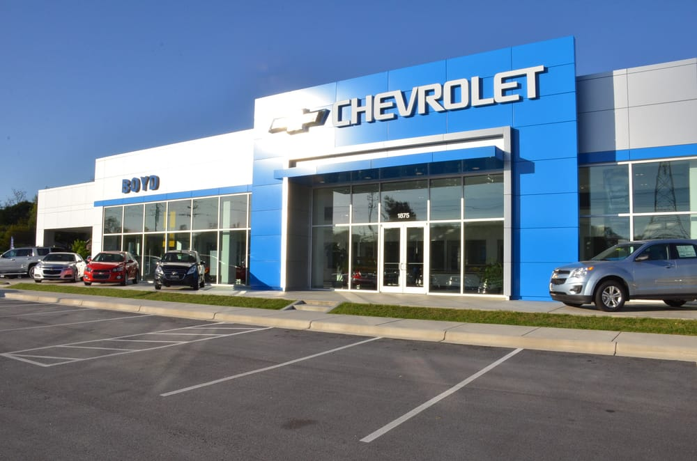 Delightful Boyd Chevrolet Cadillac Buick   Body Shops   1875 Spartanburg Hwy,  Hendersonville, NC   Phone Number   Yelp