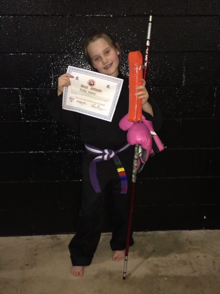 Joey Perry Martial Arts Academy: 4622 Stadium, Jonesboro, AR