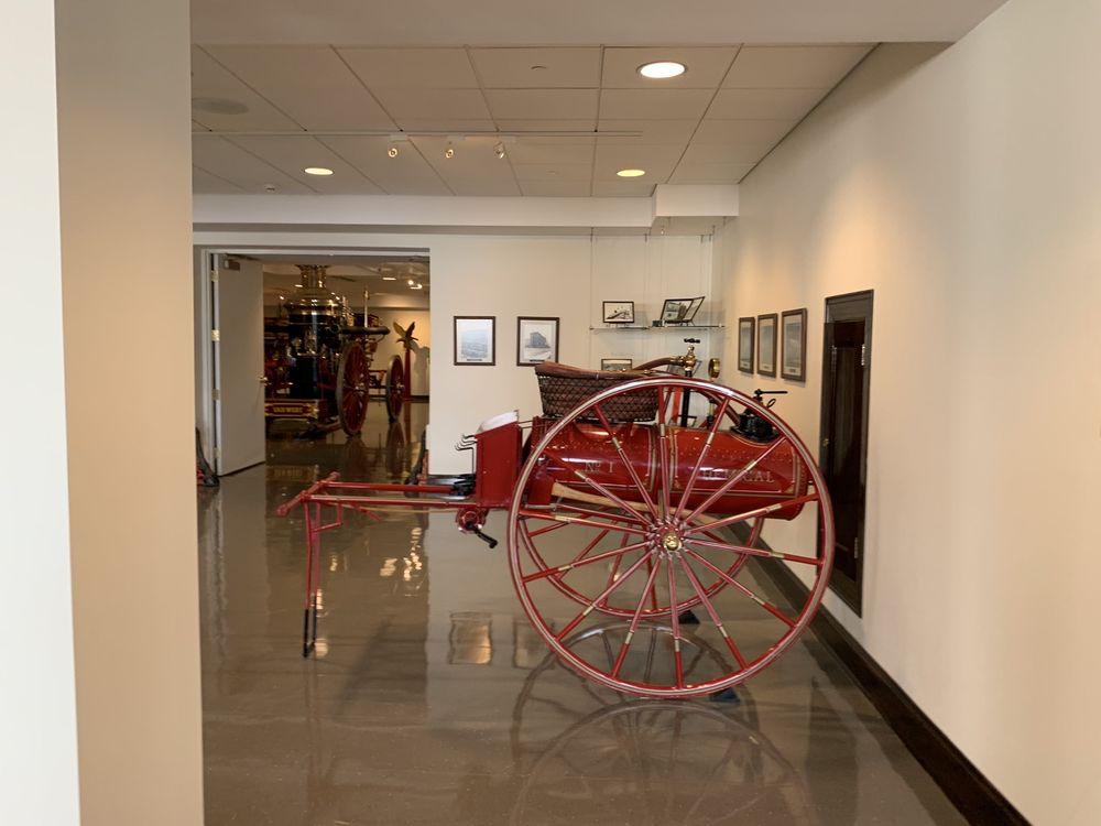 The Central Insurance Companies Fire Museum: 800 S Washington St, Van Wert, OH