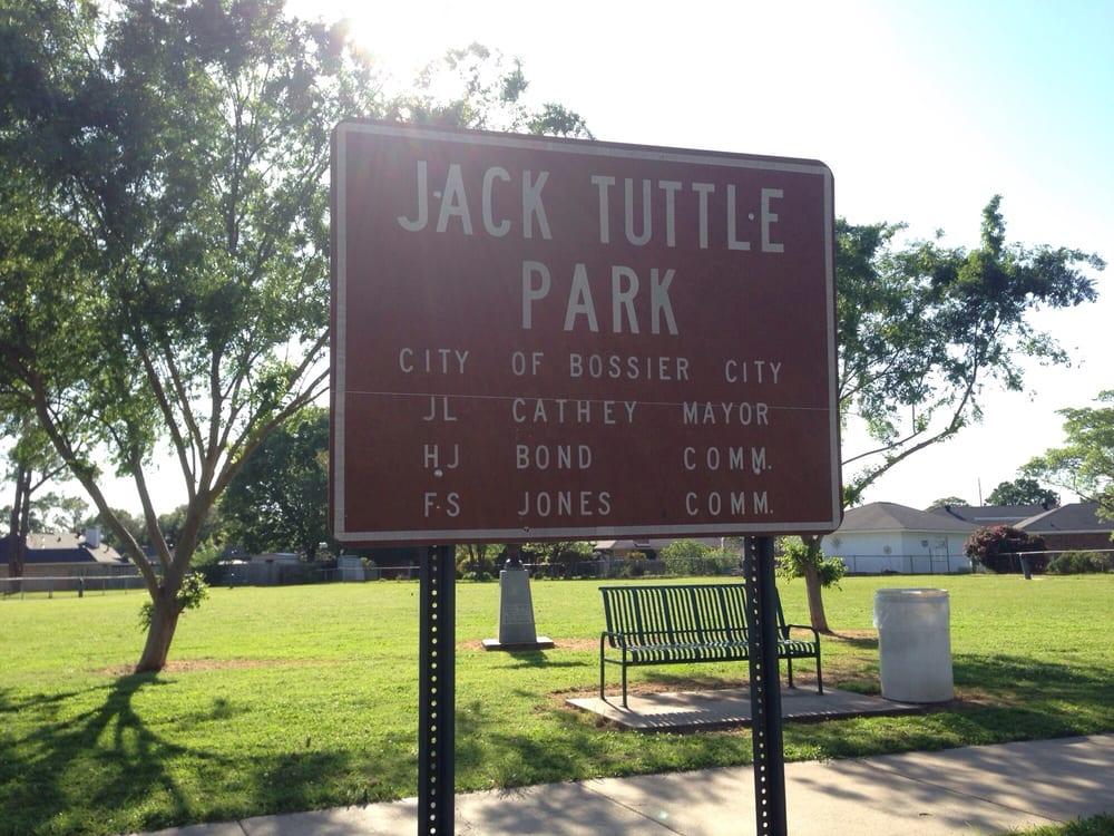 Jack Tuttle Park: 475-503 Preston Blvd, Bossier City, LA