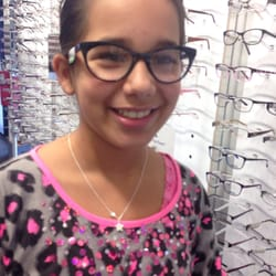 photo of americas best contacts eyeglasses nora in united states trying