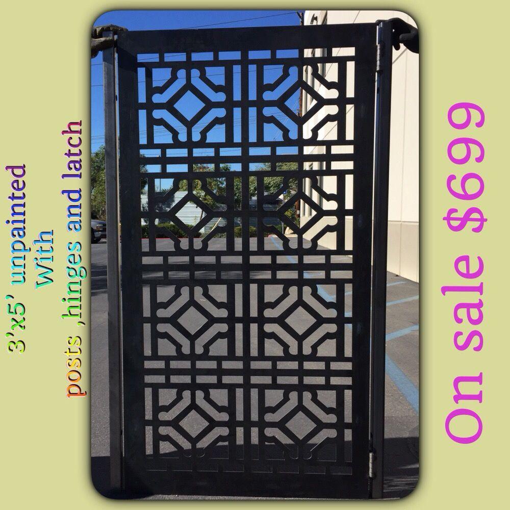 modern metal gate. Photo Of Davinci Metal Gate - Chula Vista, CA, United States. Urban Design Modern Metal Gate