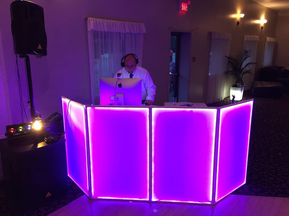 led dj facade can be adapted to any color theme yelp. Black Bedroom Furniture Sets. Home Design Ideas