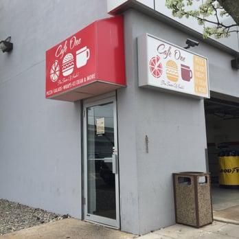 Cafe One Woodbridge Nj