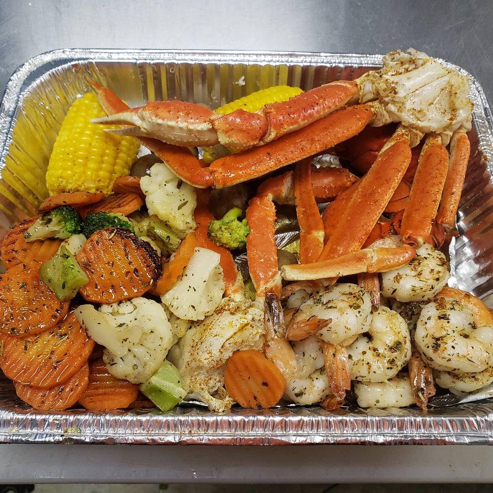 The Seafood Company: 12037 S Pulaski Rd, Alsip, IL