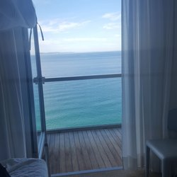 Photo Of Hotel Miramare Trieste Italy View From 3rd Floor Bedroom Paradise