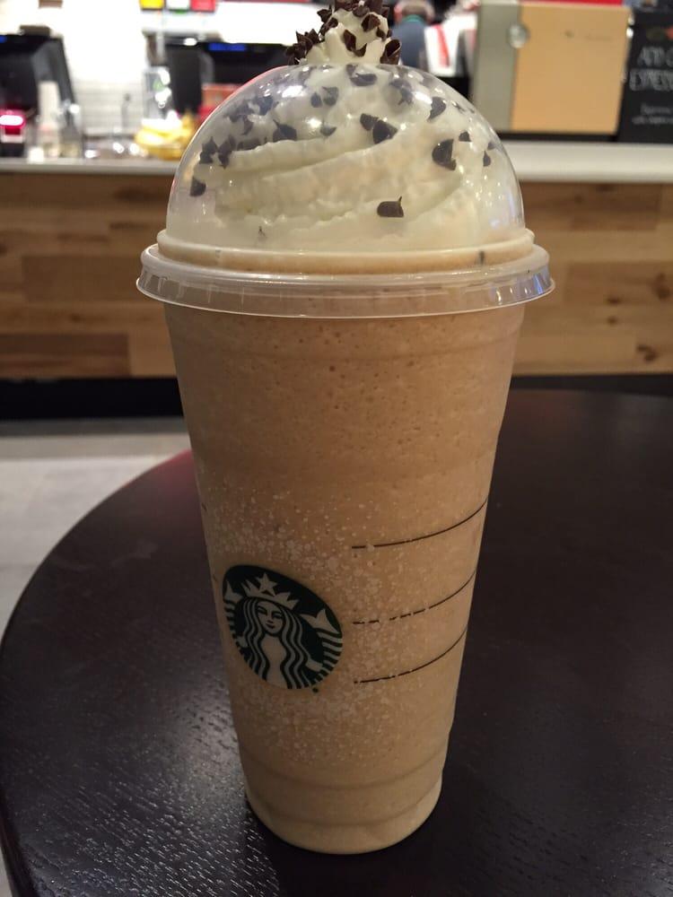Iced White Chocolate Mocha Starbucks Review