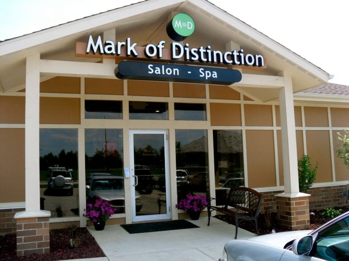 Photos for mark of disctiction salon spa yelp for A nail salon fort wayne in